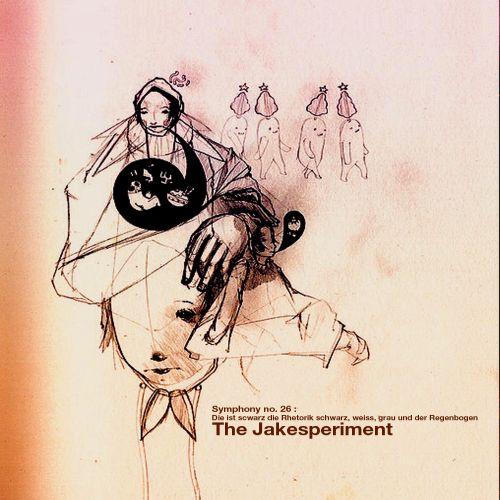 The Jakesperiment: Symphony no. 26: Die ist scwarz die Rhetorik schwarz, weiss, grau und der Regenbogen